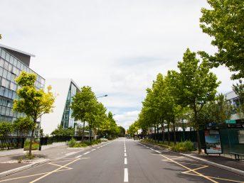 Parc d'affaires NOVEOS avenue Réaumur (Le Plessis-Robinson)