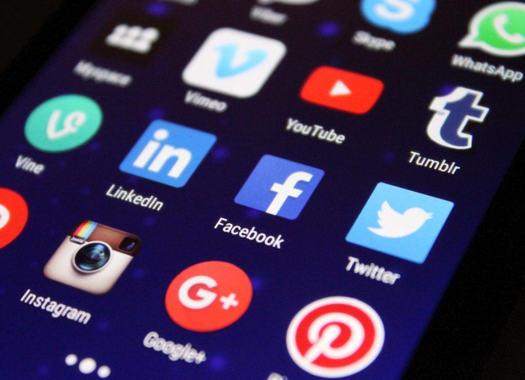 Les réseaux et médias sociaux en 2018